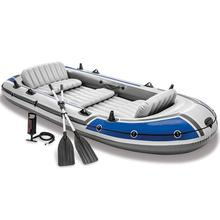 5 - inflatable เรือ PVC inflatable raft