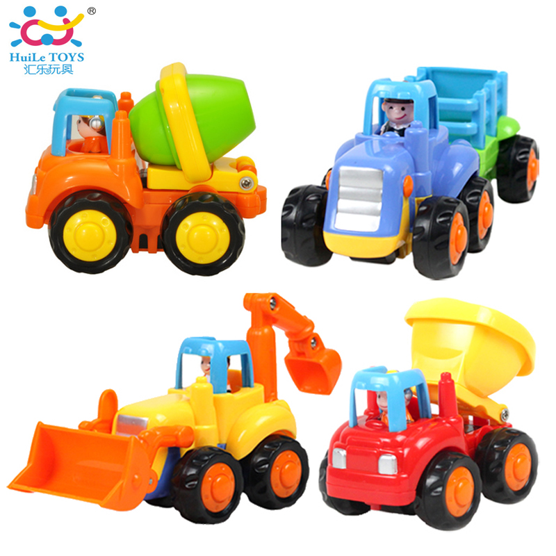High Quality Early Learning Dump Truck Toy