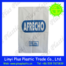 pp woven bags packaging washing powder, high quality woven bag plastic