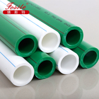 Plumbing Materials Plastic Water Polyethylene Aluminum PPR Pipe with IS0 14001 Certificated