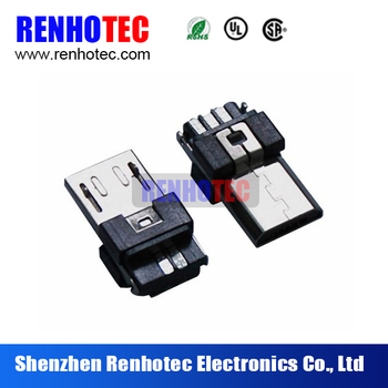 Integrated usb 20 micro b male type smd connector plug buy usb integrated usb 20 micro b male type smd connector plug sciox Image collections