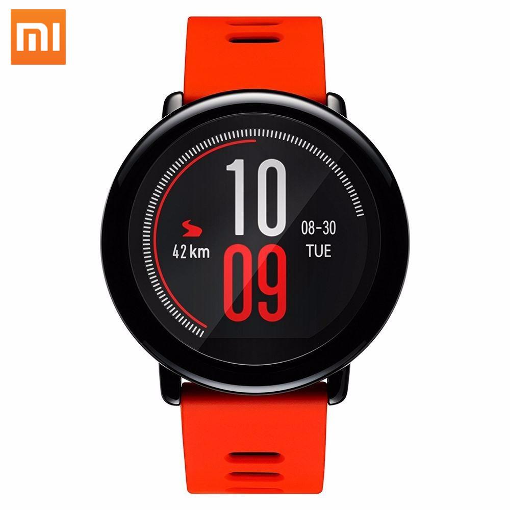 Buena reputación amazfit Monitor de ritmo cardíaco Android 5.1 mujeres Baby Smart Watch