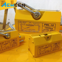 High quality 0.1-10 tons Permanent magnetic lifter, Permanent lifting magnet without electric