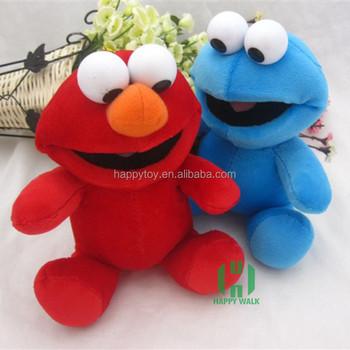 Children Baby Cute Movie Cartoon Character Elmo Sesame Street Stuffed Plush Toys Buy Plush Toys Elmo Plush Sesame Product On Alibaba Com