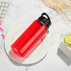 New Ningbo Factory Custom Private Label 650ml Sipper Plastic Tritan Sport Water Bottle