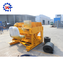 China concrete hollow automatic block machine factory for sale