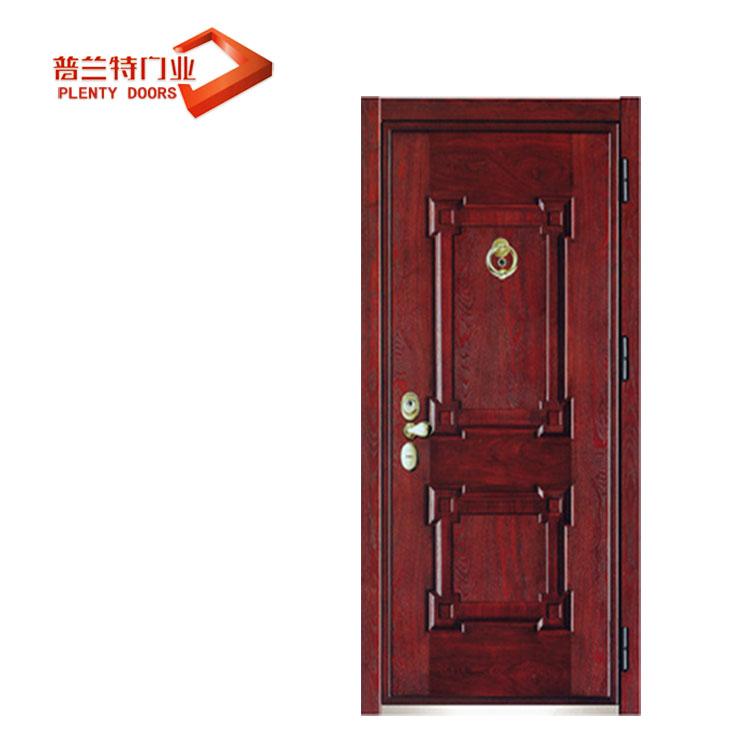 Beautiful Steel Wooden Armored Security Door, Steel Wooden Armored Security Door  Suppliers And Manufacturers At Alibaba.com
