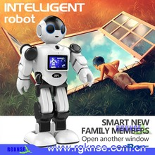 2016 New Trending Intelligent Robot Mutifunction Smart Robot As A Family Member