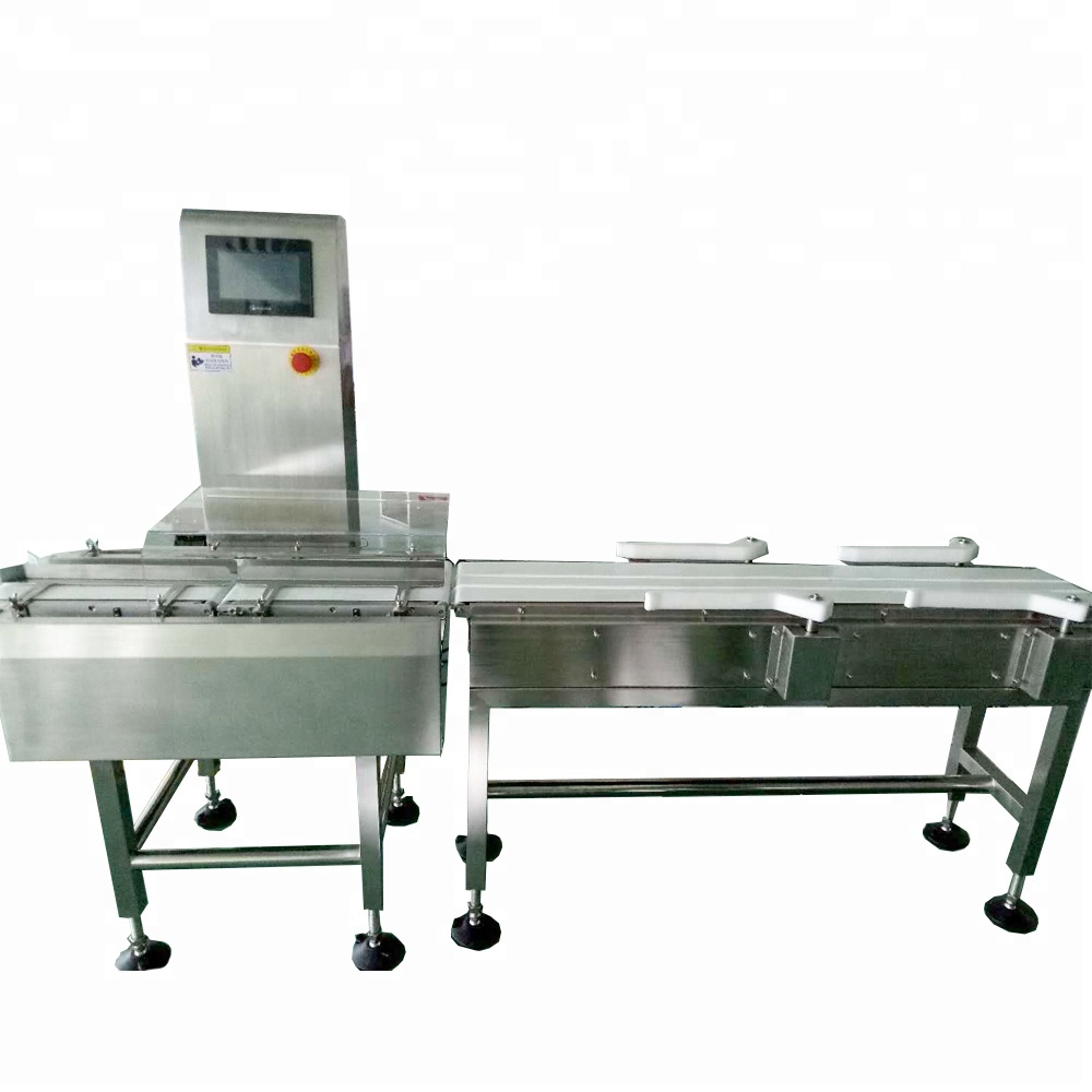 High precision automatic weight sorting machine,online fish sorting machine