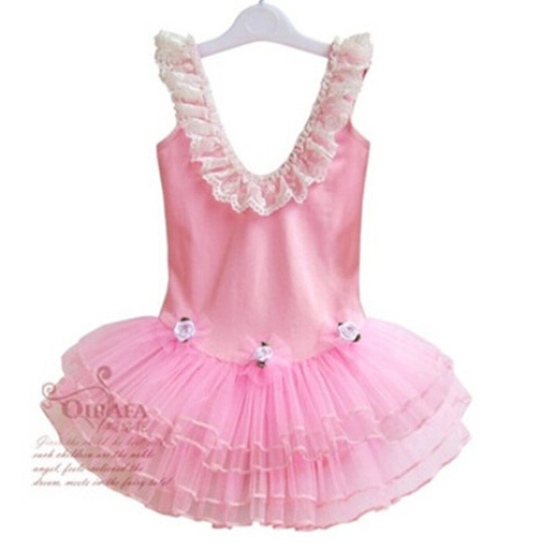 5d16ead66 Buy Pink Girls Ballerina Ballet Dress For Children Girls Dance ...