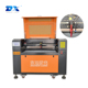co2 laser engraving/cutting machine for leather acrylic/gem stones/jewelry /bamboo/carton box