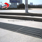 Steel grating factory / steel mesh grating / drainage channel stainless steel grating