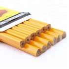 Custom LOGO Printed Standard 3.5 inch 7 inch HB Wooden Pencils For Children