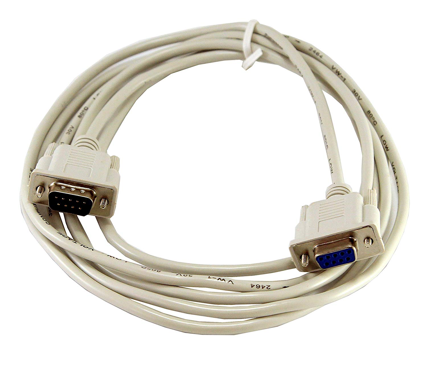 Cheap 9pin Serial Find Deals On Line At Alibabacom Usb To Db9m Cable Schematic Get Quotations Installercctv 10 Foot Db9 9 Pin Rs232 Male Female Extension