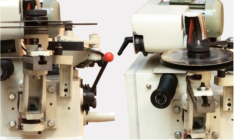 tungsten saw blade grinding machine gd450q automatic circular saw blade sharpening grinder machine