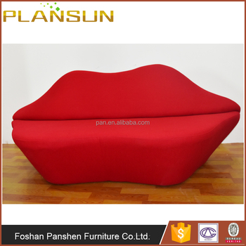replica modern home furniture Marilyn Monroe Bocca Lip sofa