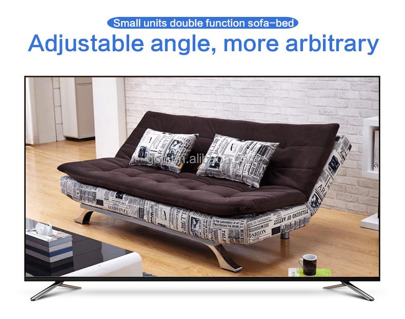 Venta caliente nuevo diseño sofá cama, Dunlop cama sofá cum diseños ...
