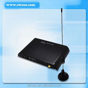 GSM terminal / GSM to Land line converter