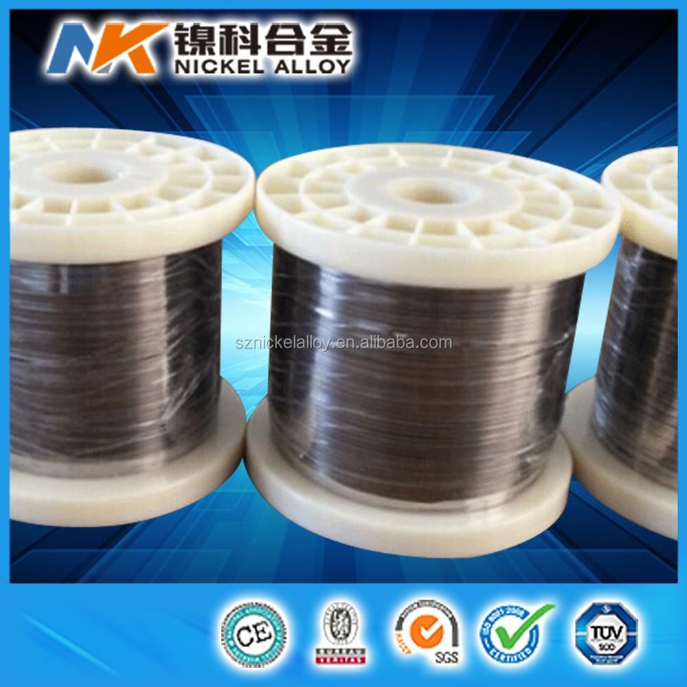 Temco 26ga Nickel Wire And Titanium Wire