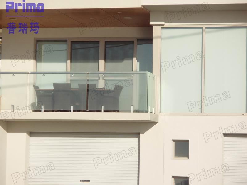 Edelstahl balkon design/balkon ss304/316 geländer design/glas ...