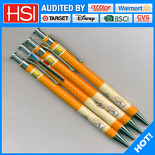 New luxury gift Promotional hot sale winning ball pen