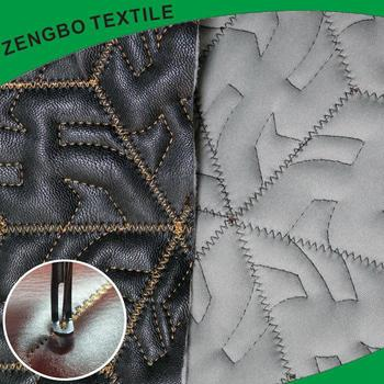 Popular Leather Upholstery Fabric For Garments Buy Leather