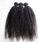 Wholesale Natural Virgin Hair Afro Kinky Human Hair Weave Curly Cambodian