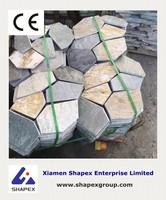 Broken slate stones tile lowes natural stepping flooring