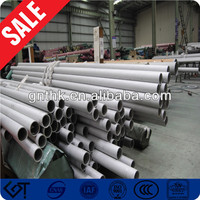High quality heat treating din2448 stainless steel pipe