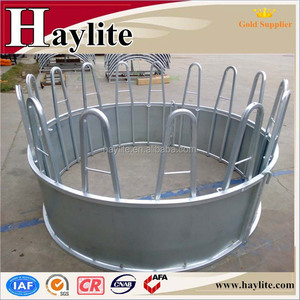 Round Hay Bale Feeder For Cattle Round Hay Bale Feeder For Cattle