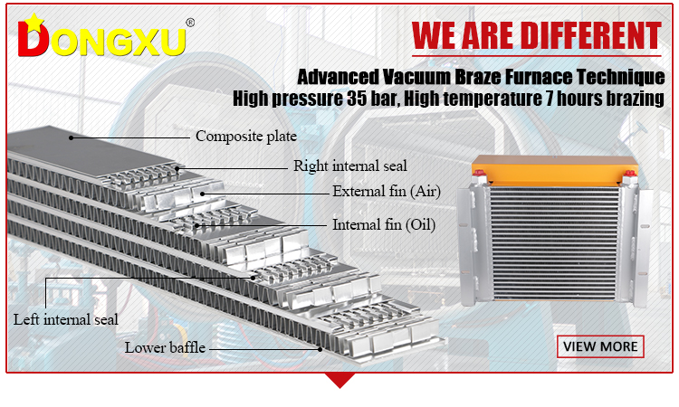 DONGXU high performance CE hydraulic station durable hydraulic brake system