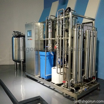 Shanghai Manufacturer 250lph / 500lph / 1000lph / 2000lph Ro Water Plant Price With Cnp Pump And Filmtec Ro Membrane