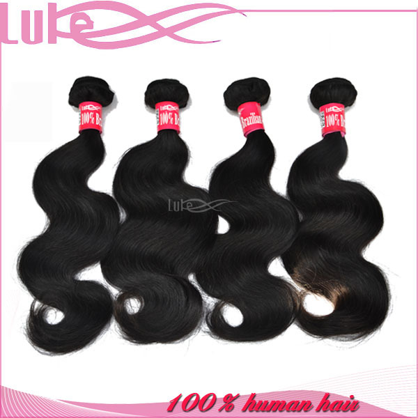 Virgin Hair Fast Shipping, Queen Weave Hair Beauty Brazilian Body Wave