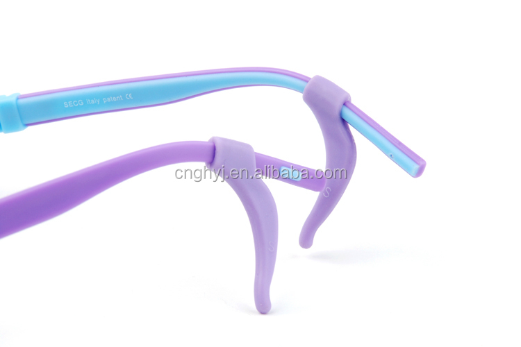 38baf111915 2015 New European Style Double Injection Kids Glasses Plastic Frames ...