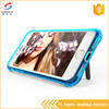 Wholesale air cushion tpu pc transparent kickstand case cover for apple for iphone 7