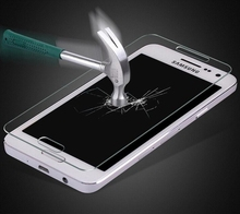 2.5d Anti Explosion-proof Anti-bacterial Tempered Glass Film for Samsung Galaxy S3 S4 S5 S6 A3 A5 Screen Protector ( Front Film)