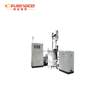 Single Crystal Growth Tube Furnace Cz Crystal Grower System With Vacuum  Chamber For Oxide Single Crystals - Buy Crystal Growth Furnace,Quartz Tube