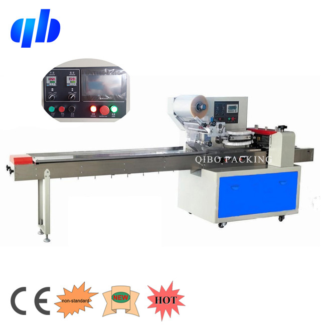 Factory produce wet wipe/paper napkins/baby diapers packing machine