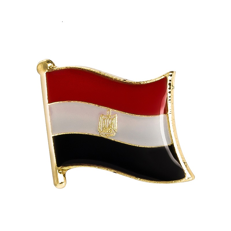 Home & Garden Apparel Sewing & Fabric Humorous Australia Germany Friendship Flag Label Pin Metal Badge Badges Icon Bag Decoration Buttons Brooch For Clothes 1pc Ample Supply And Prompt Delivery