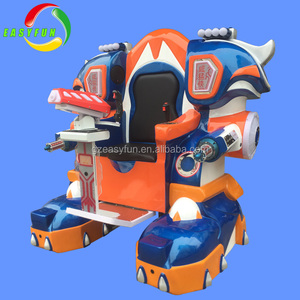 2018 newest shopping mall walking robot rides for sale kids ride on toys electric robot