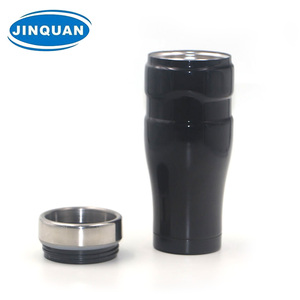 Main product stainless steel color changing travel mug