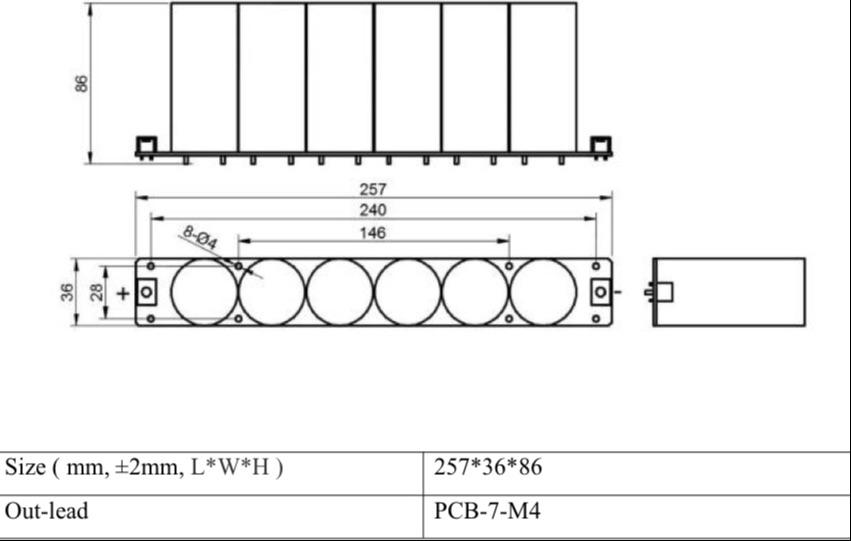 Super Kapasitor Ultra Capacitor16v 83f Farad Super Kapasitor UNTUK PCB Balancing Papan
