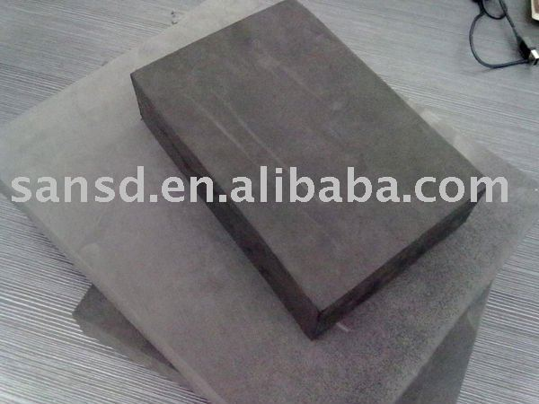 Lightweight PE foam sheet grey color foam provider