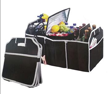 Portable Flood Car Bag Baby Seat Travel Bagdisposable Trash