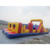 High quality crazy game inflatable slide kids obstacle course inflatable