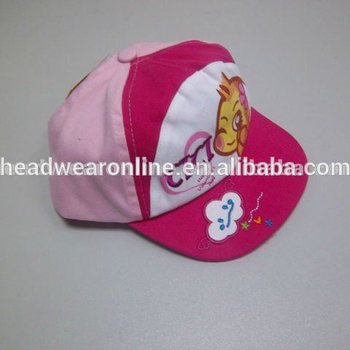 2015 high quality cute colorful kids hats with apple logo made in Guangdong 4222ec0ef9b