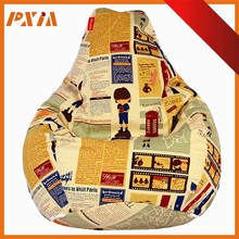 Child Best Soft And Stylish Bean Bag,Bean Bag Living Soft Chair,Single Round Soft Chair