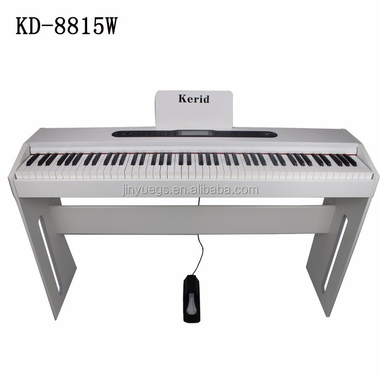 Digital Piano 88 keys keyboard with USB