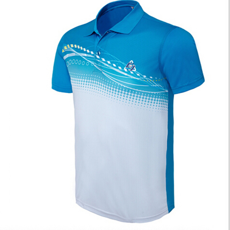 2d1414c28e men women summer quick dry badminton fitness training T shirts lovers sports  couple wear tennis breathable