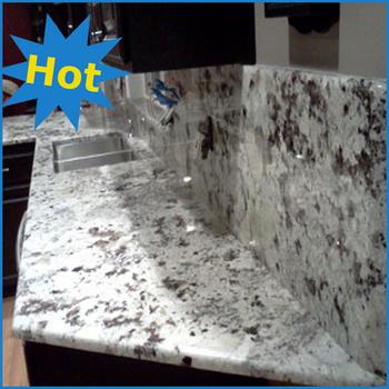 Hot Alaskan White Granite With Tile
